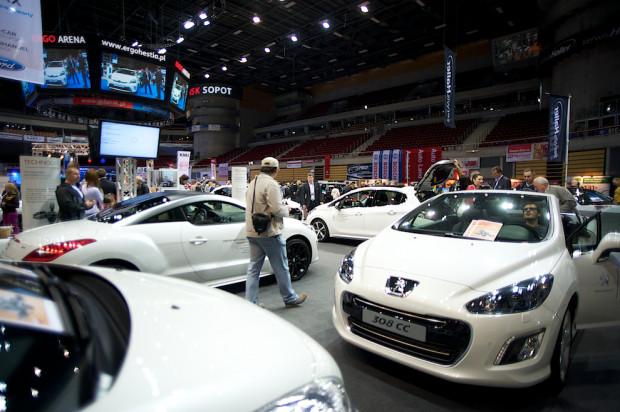 14 i 15 września ERGO Arena zapełni się samochodami. To już piąta edycja Targów Motoryzacyjnych w Trójmieście.