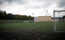 Wymiana murawy na boisku treningowym ma potrwać pięć tygodni