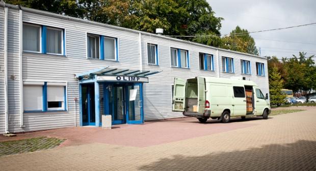 Hotel Olimp od dłuższego czasu był pusty. Kiedyś zdarzało się, że służył jako miejsce pobytu dla przyjeżdżających do Gdyni drużyn.