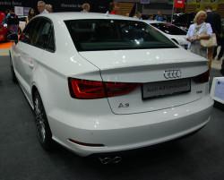 Kolejne wcielenie jednego z najpopularniejszych aut segmentu premium - Audi A3 limousine.