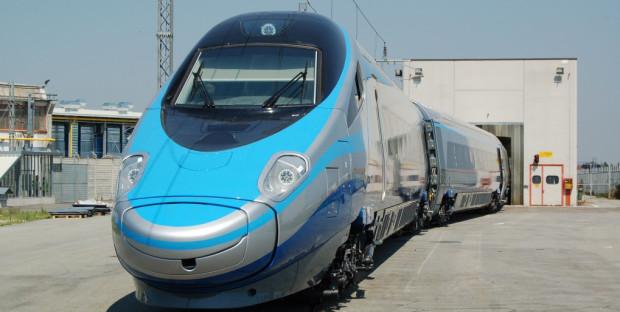 Podczas targów mieszkańcy Trójmiasta będą mogli po raz pierwszy zobaczyć z bliska pociąg Pendolino.
