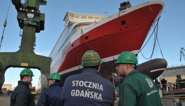 W sądzie są wnioski o ogłoszenie upadłości Stoczni Gdańsk, pracownicy otrzymują pensje w ratach, ARP nie chce się angażować. Czy to już koniec zakładu?