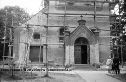 Po II wojnie światowej kościół z powrotem trafił w ręce katolików. W latach 60. i 70. ub. wieku przeprowadzono gruntowną konserwację świątyni.