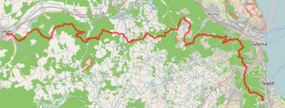 Kliknij na mapę i zobacz szczegóły trasy