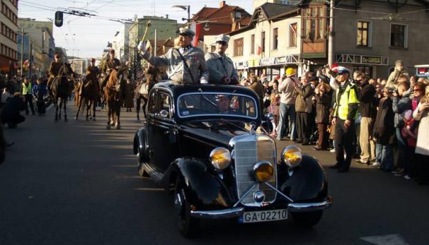 W tym roku w Gdyni także nie zabraknie zabytkowych samochodów.