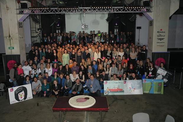 W konferencji Blog Forum 2013 wzięło udział ponad 300 blogerów z całej Polski.