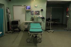 Obecnie trwają remonty dawnych sal operacyjnych, które mają stać się częścią nowego Oddziału Ratunkowego.