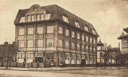 Hotel Niemiecki Dwór w Oliwie.