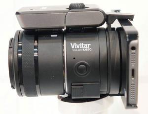 Vivitar proponuje i zapowiada wprowadzenie na rynek konstrukcji modułowej.