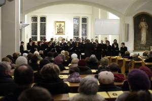 """Choć podczas przesłuchań konkursowych będzie dominowała muzyka współczesna i - jak to nazywa organizator - """"luźna"""", to nie zabraknie również muzyki sakralnej. Uczestnicy festiwalu wykonają ją podczas koncertów towarzyszących w gdańskich kościołach św. Mikołaja i św. Katarzyny."""