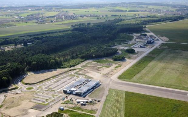 Nowa infrastruktura na lotnisku jest już w większości gotowa. Trwają ostatnie odbiory techniczne.