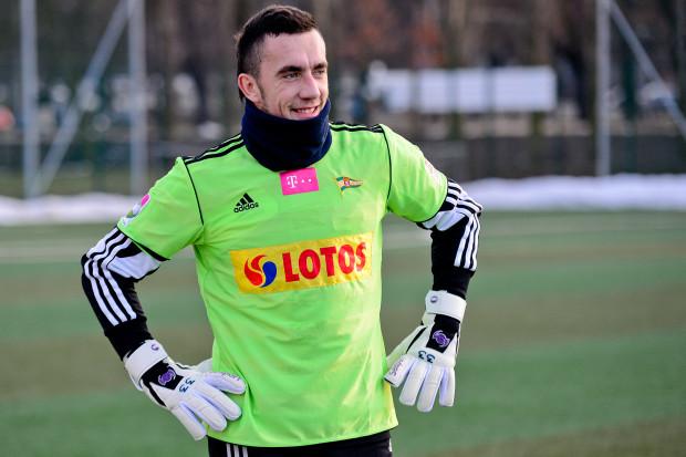 Sebastian Małkowski błyskawicznie znalazł angaż po odejściu z Lechii. Z Bytovią powalczy o awans do I ligi.