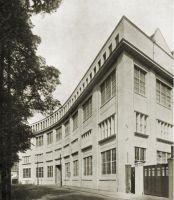 Siedziba Gdańskiego Monopolu Tytoniowego przy ul. Łąkowej.