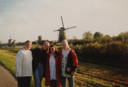 Wycieczka do Holandii w 1994 r.
