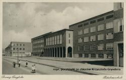 Pestalozzischule miała być nowoczesną szkołą i wizytówką nowego osiedla w Dolnym Wrzeszczu.