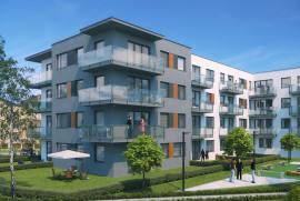 Przeszklone balustrady nadają elegancji elewacji obiektu oraz zapewniają lepsze doświetlenie wnętrz mieszkań.