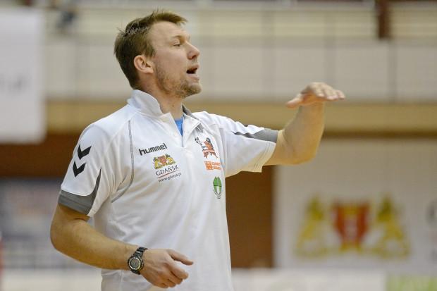 Damian Wleklak (na zdjęciu) wspólnie z trenerem Danielem Waszkiewiczem wprowadził Wybrzeże do Superligi. Jak przekonuje szkoleniowiec związany od lat z Gdańskiem, awans ten ma dla niego wyjątkową wartość emocjonalną.