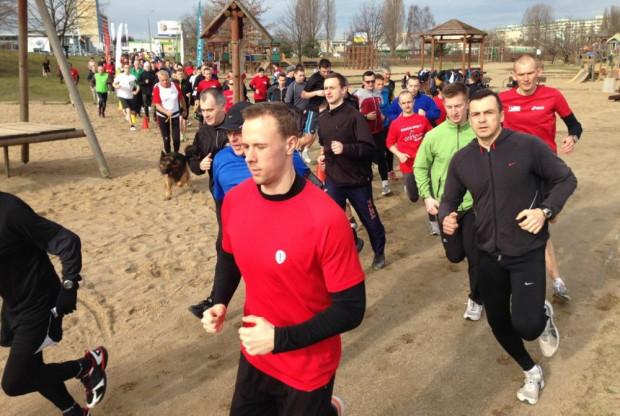 Sobota dla aktywnych upłynie głównie pod znakiem biegania.