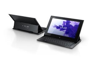 Sony Vaio Duo - przykład dobrego połączenia tabletu i laptopa. Jego cena to w przybliżeniu 3,5 tys. złotych.
