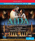 """Aida"", Arena di Verona."