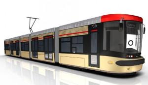 Oprócz tramwajów z Kassel, linię na Morenę będzie obsługiwać także pięć pojazdów Jazz Duo kupionych w polskiej Pesie za ponad 50 mln zł.