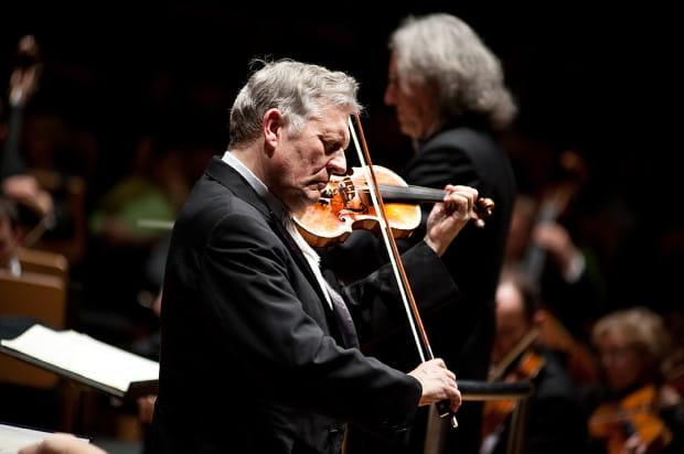 Konstanty Andrzej Kulka w najbliższą niedzielę o godz. 18 w Filharmonii Bałtyckiej będzie świętował jubileusz 50 - lecia współpracy z gdańską filharmonią.