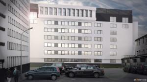 Budynek, który wchodzi w skład Bałtyckiego Portu Nowych Technologii ma powierzchnię ok. 5,5 tys. m. kw. W ramach inwestycji zostanie przebudowany tak, że ok. 3,5 tys. metrów zostanie przeznaczonych pod nowoczesną działalność produkcyjną.