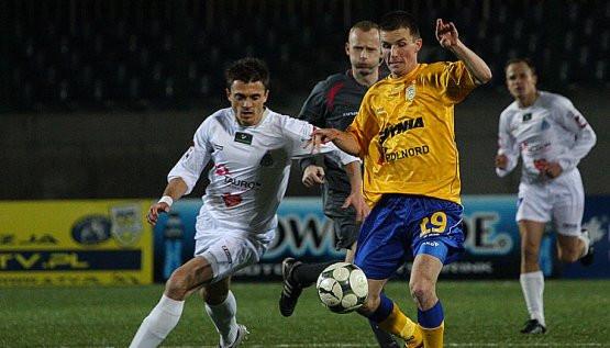 Miroslav Bożok nie o takim debiucie marzył w Arce.