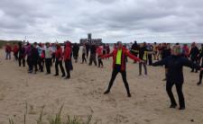 Ponad 100 uczestników ćwiczyło razem z komandosami Formozy.