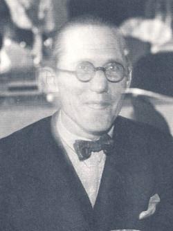 Le Corbusier w 1933 r.