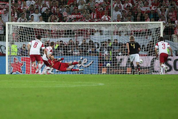 Mecz z Litwą będzie czwartym spotkaniem reprezentacji Polski rozegranym na stadionie PGE Arena. Jako pierwsi gościli na stadionie w Letnicy Niemcy(nz.), z którymi zremisowaliśmy 2:2.