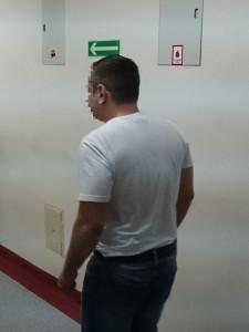 Mariusz W. podczas mów końcowych raz jeszcze przeprosił wszystkie poszkodowane w wypadku osoby. Po wyjściu z sali szybko uciekł przed dziennikarzami.