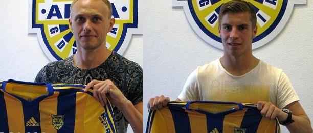 Grzegorz Lech i Aleksander Jagiełło dołączyli do Arki.