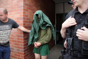 32-latek został dziś przesłuchany w sopockiej prokuraturze.