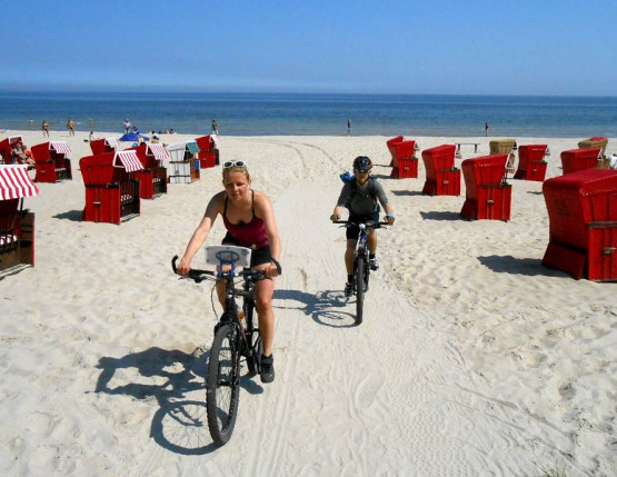 Migawki z rowerowego weekendu na niemieckiej Wyspie Uznam