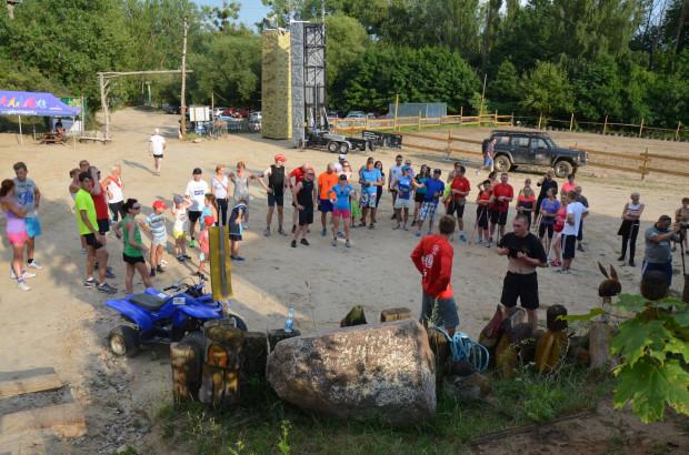 Na kolejnym Gdyńskim Poruszeniu stawiło się około 40 osób