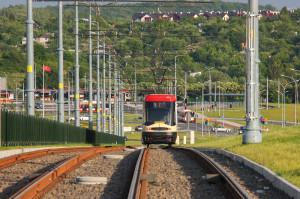 Ulica Nowa Świętokrzyska, o ile powstanie wraz z trasą tramwajową, będzie stanowiła przedłużenie trasy z al. Havla.