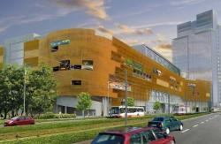 Nieopodal ECS ma stanąć olbrzymie Centrum Stocznia.
