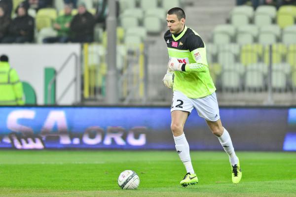 Bartosz Kaniecki w tym sezonie zagrał tylko raz, w III-ligowych rezerwach. Z ekstraklasą pożegnał się 28 lutego meczem z Wisłą Kraków, w którym kontuzji doznał w 20. minucie.