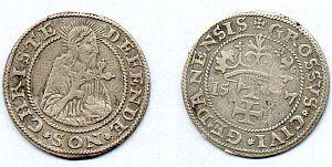 A tak wygląda oryginalna moneta, która można kupić u numizmatyków-kolekcjonerów.