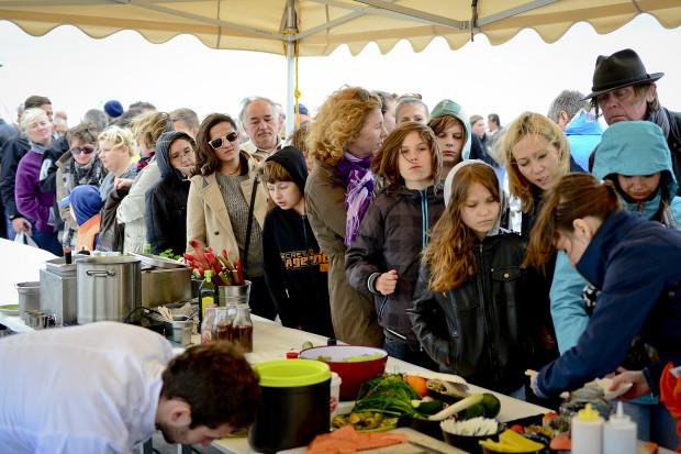 Slow Food Festival to nie tylko wielkie spotkanie lokalnej branży gastronomicznej, ale również okazja, aby zapoznać się z najnowszymi trendami kulinarnymi.
