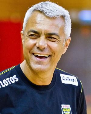 Trener Andrea Anastasi nie był zadowolony z poziomu meczów MŚ, które w weekend obejrzał w Ergo Arenie.