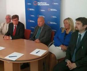 PO chce zaproponować mieszkańcom Gdyni pozytywny przekaz, co nie oznacza braku krytyki obecnych władz miasta.