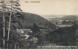 Wzgórza otaczające Dolinę Krzaczastego Młyna.