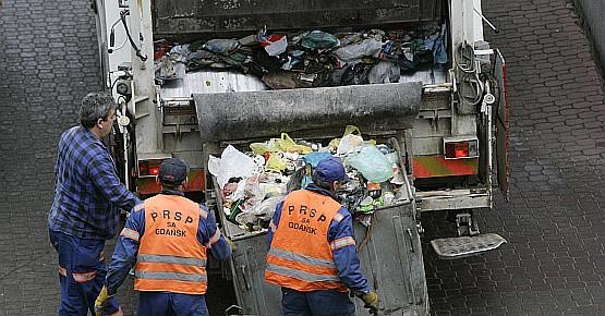Czy odpady komunalne  są odbierane wystarczająco często? - to jedno z pytań ankiety na stronach Urzędu Miejskiego w Gdańsku