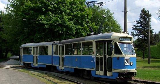 Na gdańskich torach pojawi się w przyszłym roku tramwaj Konstal 102Na z Wrocławia.