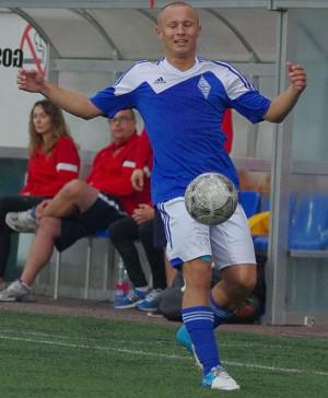 Mariusz Węgliński w Dygowie zdobył dla Bałtyku gola i zaliczył szóstą asystę w sezonie.