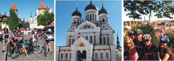 Zwiedzamy Tallin, stolicę Estonii
