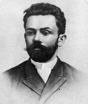 Stefan Żeromski w 1888 roku. Nie tylko dostojna broda i szelmowski wąs sprawiały, że miał powodzenie u kobiet.