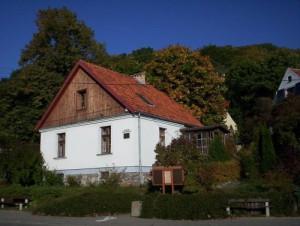 W tym domku w Orłowie w 1920 roku mieszkał Stefan Żeromski.